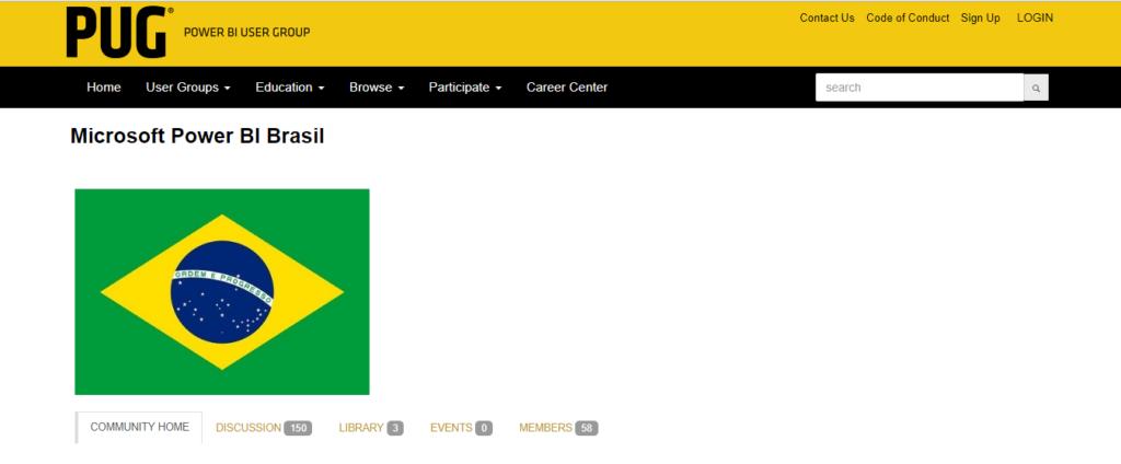 Comunidade Power BI Brasil