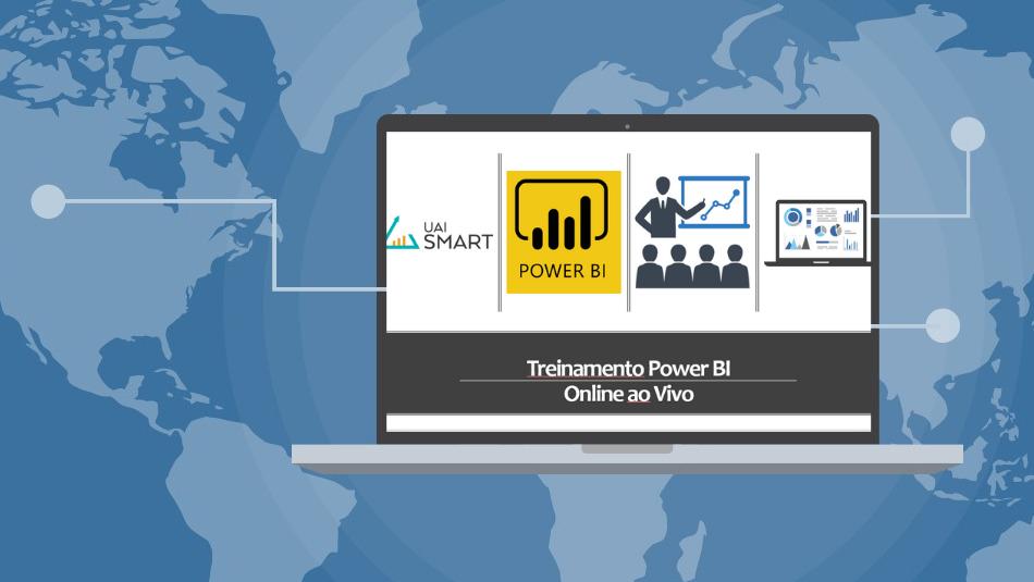Treinamento de Power BI Online ao Vivo