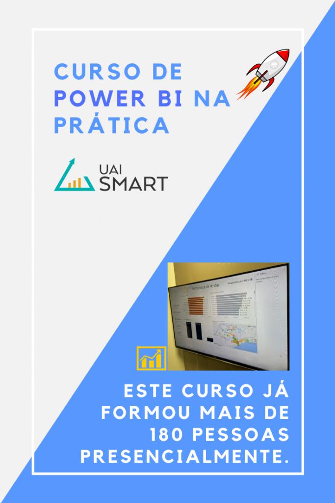Treinamento de Power BI da uaiSmart