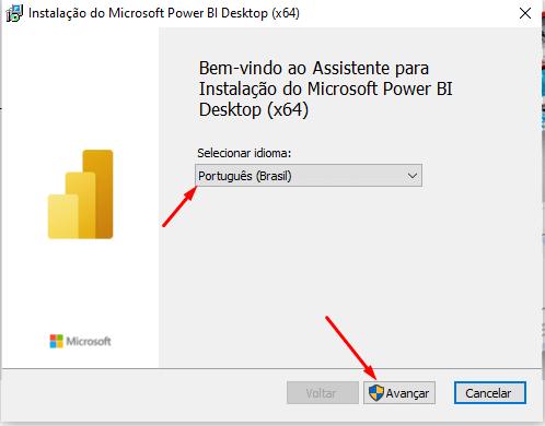 instalar power bi desktop